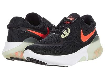 Nike Joyride Dual Run (Black/Black/Laser Crimson/Olive Aura) Men