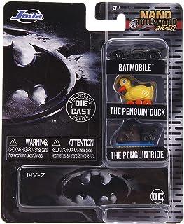 Jada Toys Batman Nano Hollywood Rides 1989 Vehicles 3-Pack