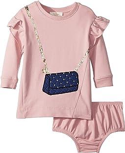 Quilted Handbag Dress (Infant)
