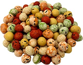 japanese nut snacks