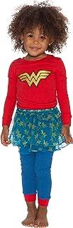 Baby Girls'' Wonder Woman Tutu Sleep Set