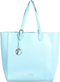 Collection Women's Saffiano Leather Tote Shoulder Bag