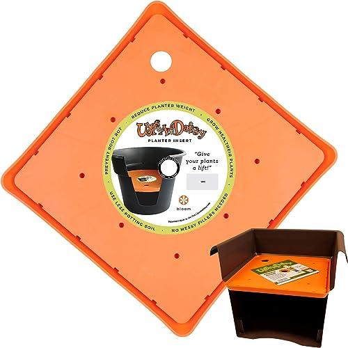 "popular Bloem Ups-A-Daisy Square Planter Lift outlet sale Insert - outlet online sale 11"" outlet online sale"
