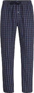 in flanella J.VER per il tempo libero Pantaloni lunghi da uomo a quadretti
