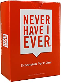 Never Have I Ever Expansion Pack One - NSFW