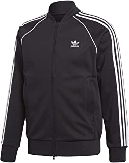 adidas SST Track Jacket Men's, Black, Size L