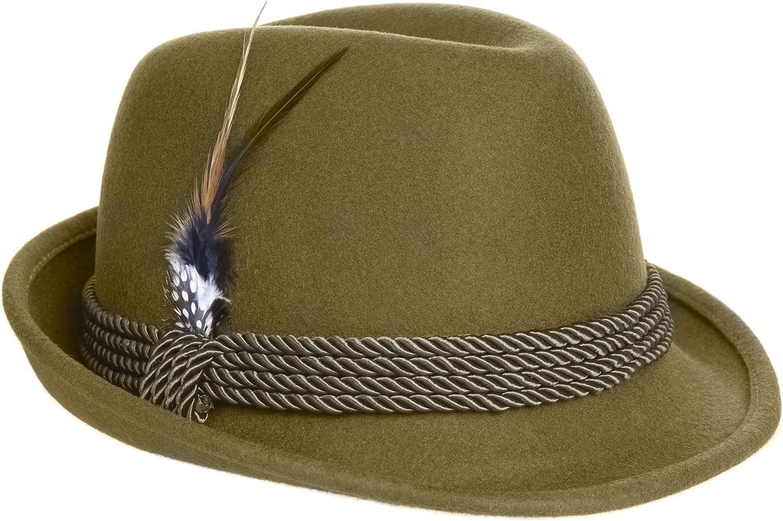 Britta Products Holiday Oktoberfest Wool Max 41% OFF Hat Bavarian Soldering Alpine - A