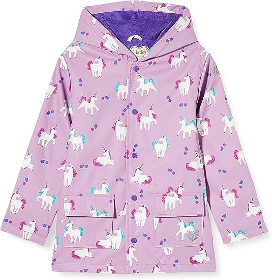 Hatley Printed Raincoats Chaqueta Impermeable Para Ni/ñas