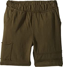 Extra Soft Shorts w/ Strappings (Toddler/Little Kids)