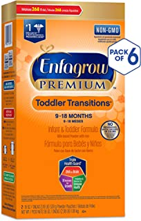 Enfagrow 高級幼兒過渡嬰兒和學步兒童*奶粉 Value Pack Mega Value Pack 38