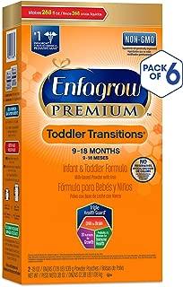 Enfagrow 高级幼儿过渡婴儿和学步儿童*奶粉 Value Pack Mega Value Pack 38