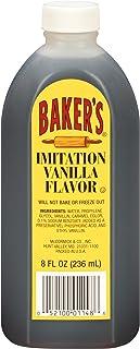 McCormick Baker's Imitation Vanilla Extract, 8 fl oz