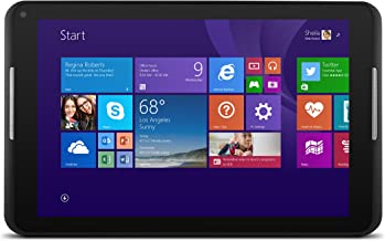 Ematic Intel Quad-Core Windows EWT816-BL 8-Inch 16 GB Tablet