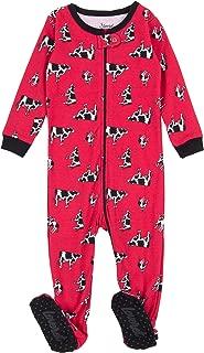 cow print onesie child