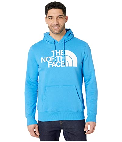 The North Face Half Dome Pullover Hoodie (Clear Lake Blue) Men
