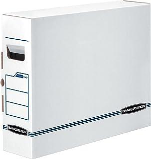Bankers Box Boîtes de rangement à rayons X, rayons X Film, Lot de 6(00650)
