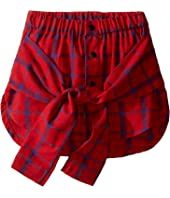 eve jnr - Wrap Shirt Skirt (Infant/Toddler/Little Kids)