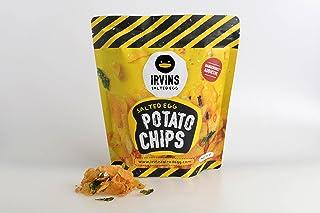 IRVINS Salted Egg Potato Chips Crisps 230g