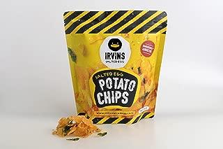 Best irvins salted egg potato chips Reviews
