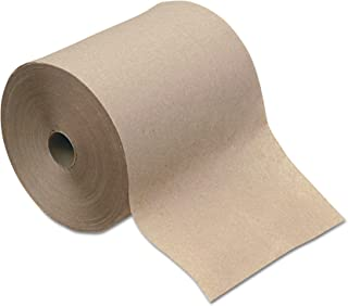 GEN 1916 Hardwound Roll Towels, 1-Ply, Natural, 8