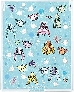 マーメイドメロディーぴちぴちピッチ 01 衣装デザイン(グラフアート) デカキャラミラー