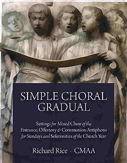 Simple Choral Gradual