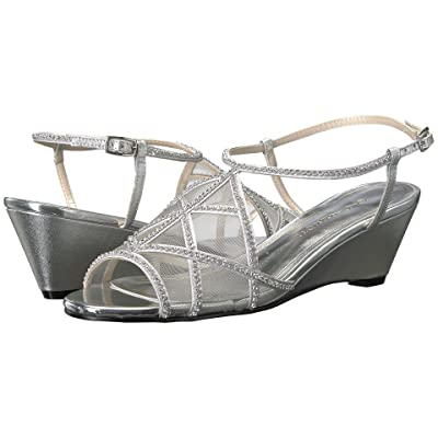 Caparros Kish (Silver Metallic) Women