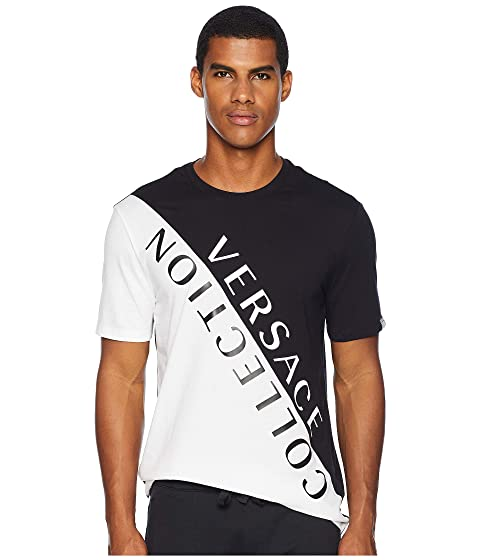 Versace Collection Split Tee