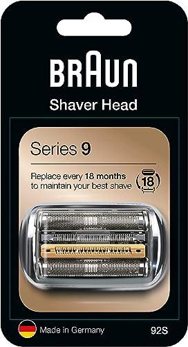 Braun 92S - Recambio para afeitadora eléctrica hombre Series 9 ...