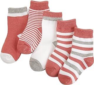 CamiLife Baby Boys Starred Socks grey Light grey 0-3 Months Baby Boys 0-24m