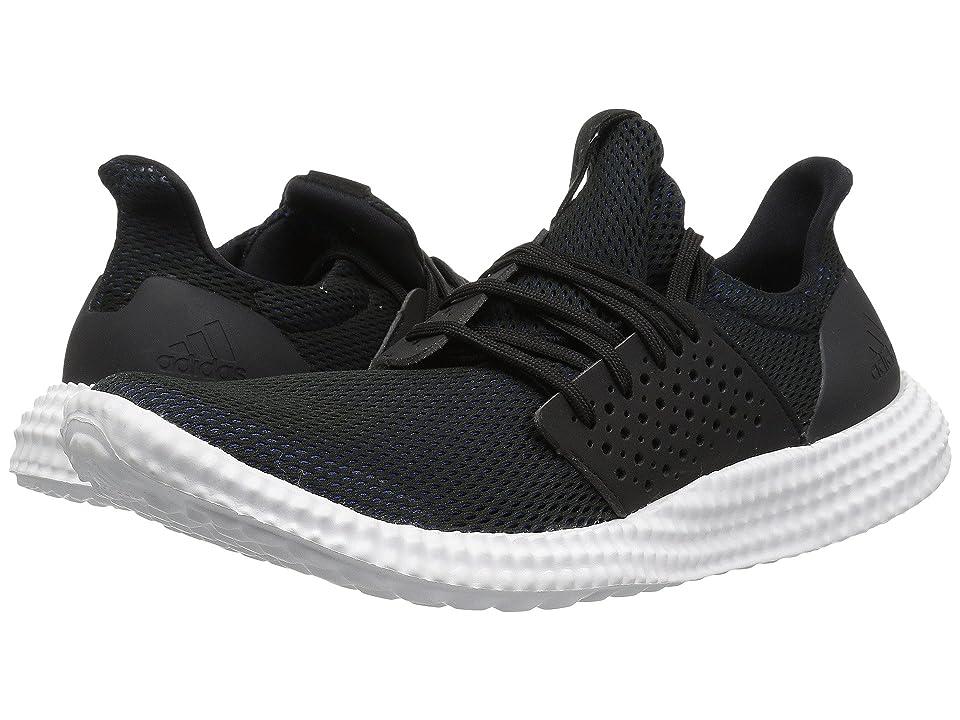 adidas Athletics 24/7 (Black/Black/Hi-Res Blue) Men