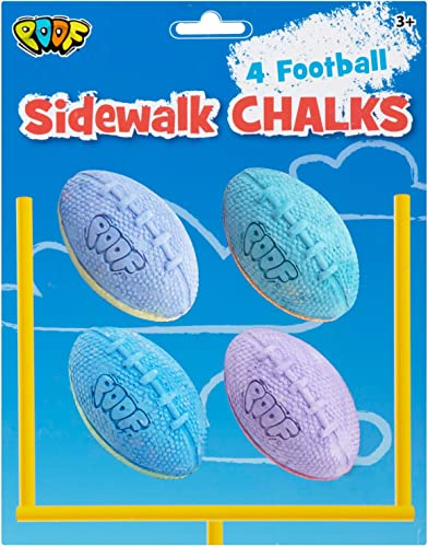 precios razonables POOF Football and Flower Chalk Assortment Assortment Assortment  tienda de venta en línea