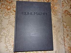 RUHLMANN (Artistes méconnus à reconnaître)