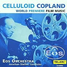 Celluloid Copland - Film Music / Sheffer, EOS Orchestra