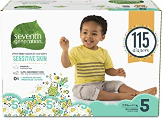 Best 7th generation diapers size 5 Reviews