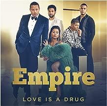 Love is a Drug (feat. Jussie Smollett & Rumer Willis)