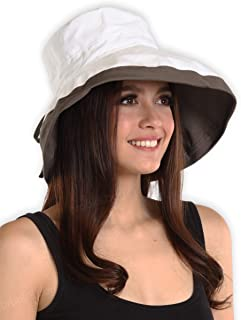 Outdoor Womens Sun Hat with UV Protection - Blocks 95%+ of UV Rays - 893b13329a23