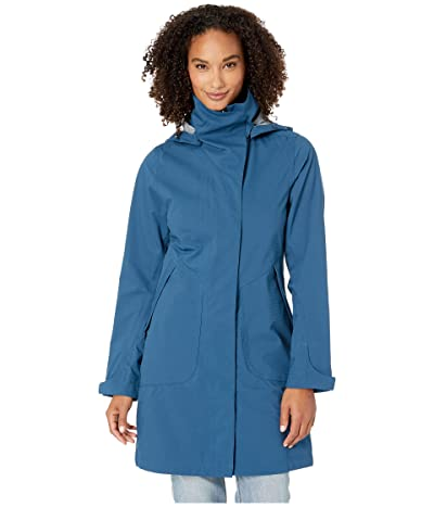 NAU Sequenchshell Trench (Lagoon) Women