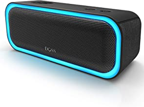 [Upgraded] DOSS SoundBox Pro Portable Wireless Bluetooth Speaker with 20W Stereo Sound,..