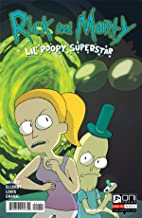 RICK & MORTY LIL POOPY SUPERSTAR #1 (OF 5)