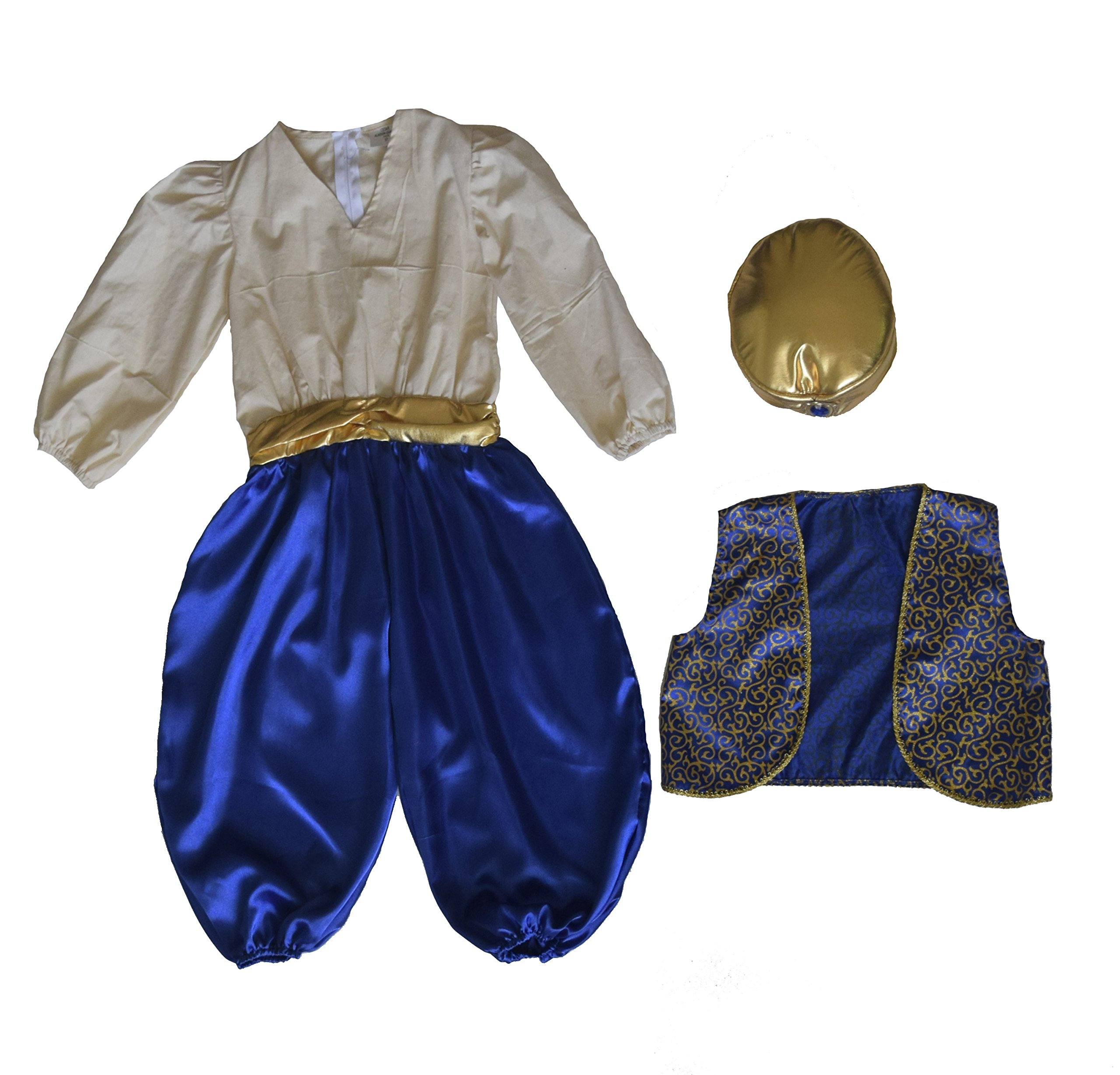 Cesar – F478 – 001 – Disfraz Aladin – 3/5 años: Amazon.es ...