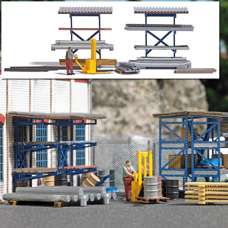 Busch Ranking TOP17 7844 Year-end gift Pallet Scene Truck