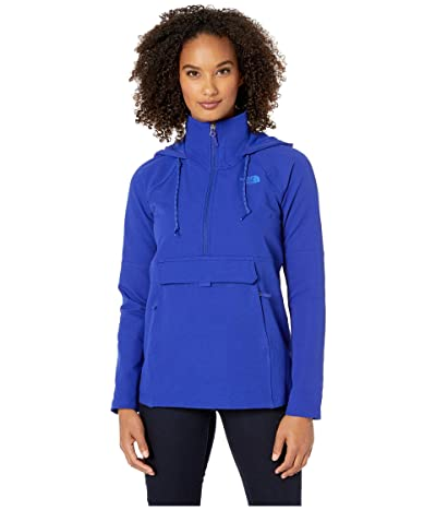 The North Face Tenko Ridge Hoodie (Aztec Blue/Aztec Blue) Women