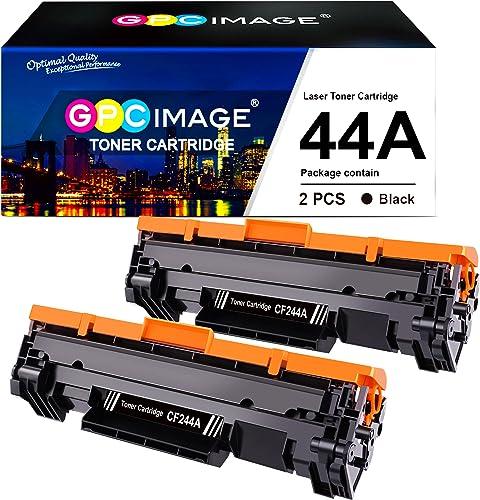 GPC Image CF244A 44A Cartouche de Toner Compatible pour HP 44A pour HP Laserjet Pro M15a M15w MFP M28a M28w Imprimant...