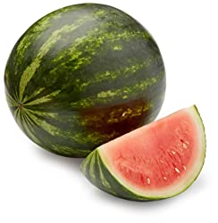 Organic Mini Watermelon, Seedless, One