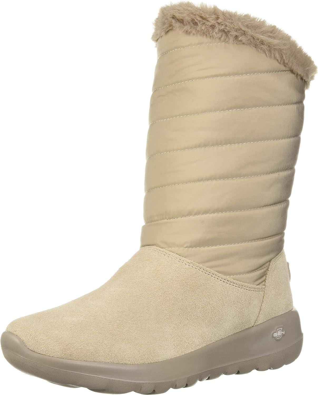 Skechers Womens On-The-go Joy 15514 Mid Calf Boot