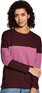 Amazon Brand - Symbol Women's Sweatshirt