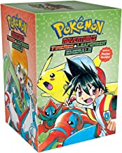 Pokémon Adventures Fire Red & Leaf Green / Emerald Box Set: Includes Volumes 23-29 (Pokemon)