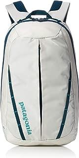 Patagonia Atom Pack 18L Birch White w/Tidal Teal