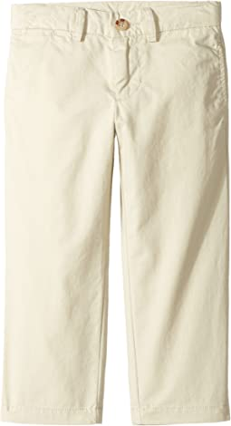 Slim Fit Cotton Chino Pants (Toddler)